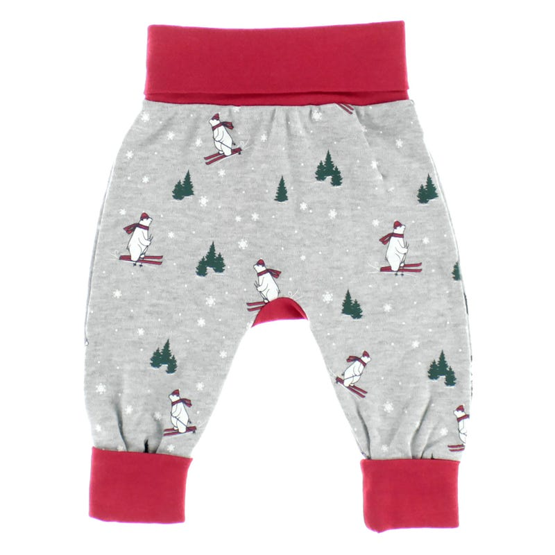 Ski bear evolutive pants 0-6m and Up