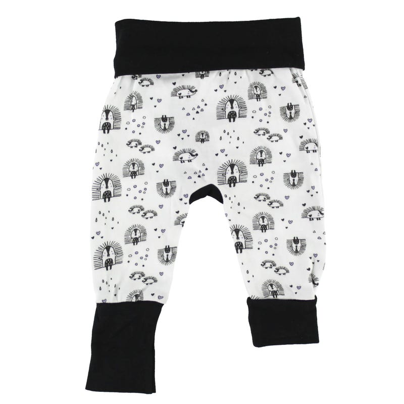 Hedgehog Evolutive Pant 0-6m and Up