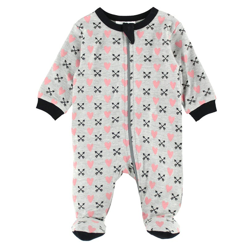 Pyjama Coeur 0-24mois