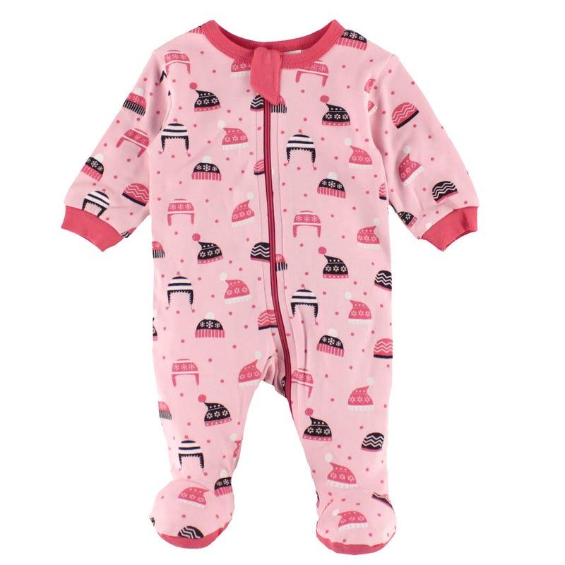 Beanie Pajamas 0-24m