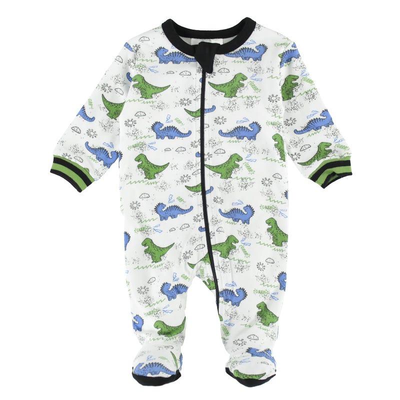 Dino pajamas 0-30m