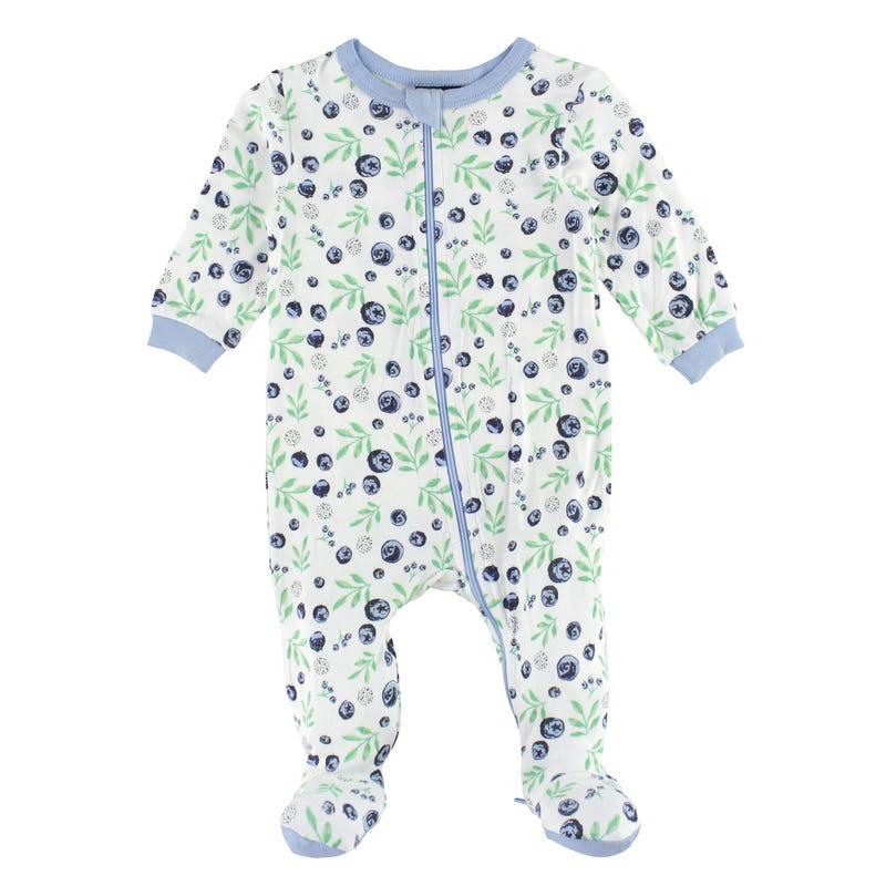 Blueberries Modal Pajamas 0-30m