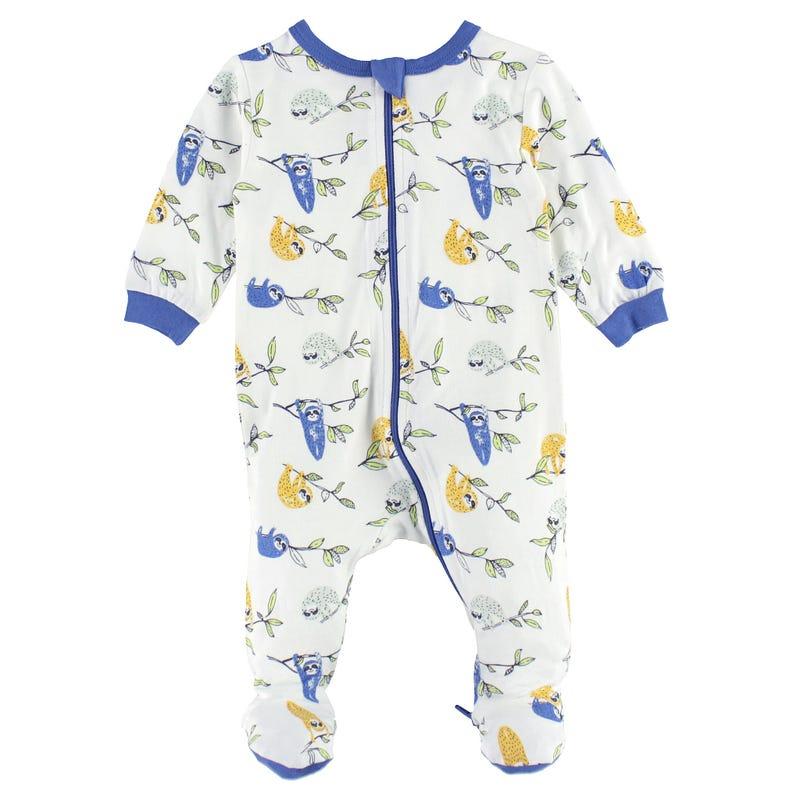 Pyjama Modal Paresseux 0-30mois