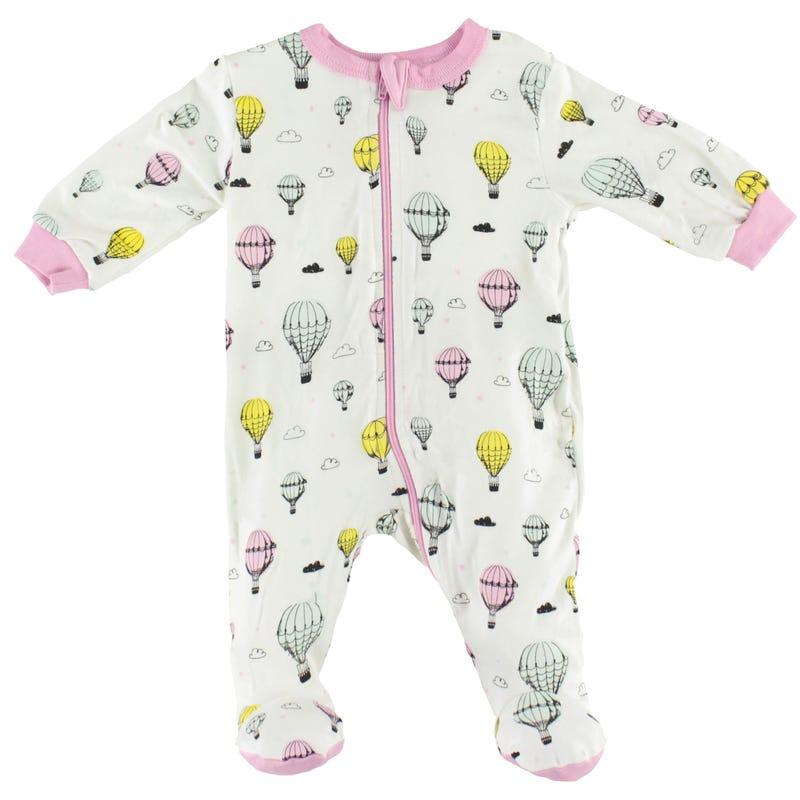 Balloons Modal Pajamas 0-30m