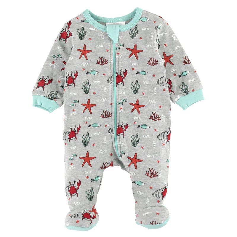 Pyjama Étoile de Mer 0-30m