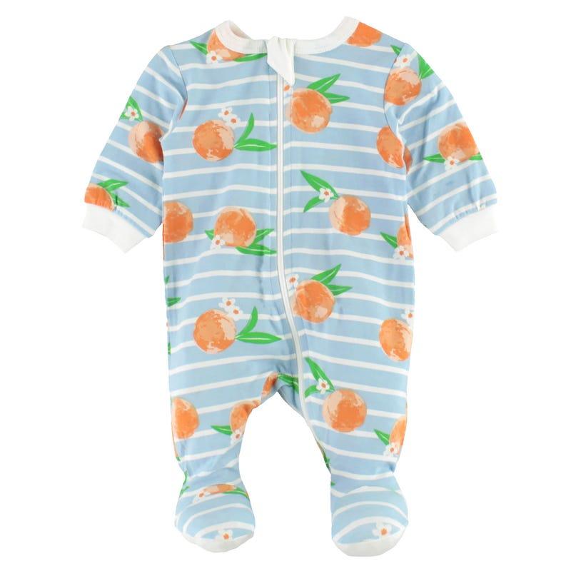 Pyjama Modal Pêches 0-30m