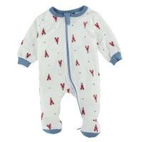Lobsters Modal Pajamas 0-30m