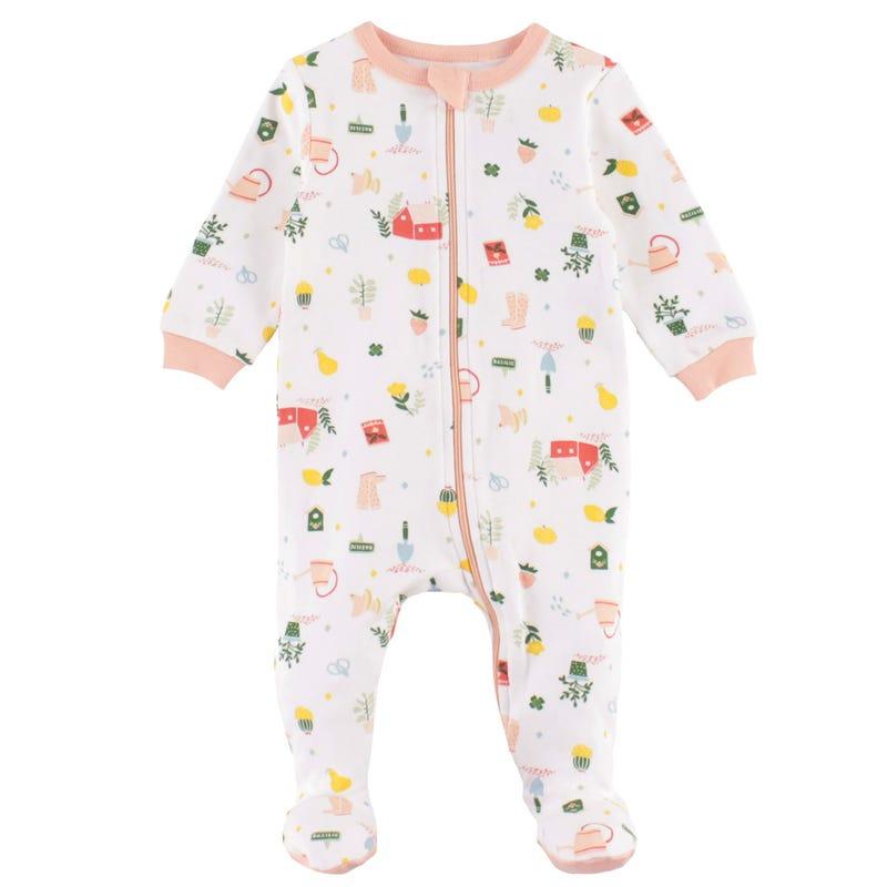 Pyjama Jardinage 0-30mois