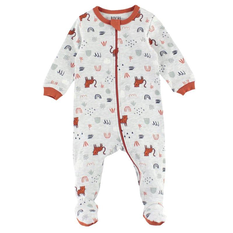 Tigers Pajamas 0-30m