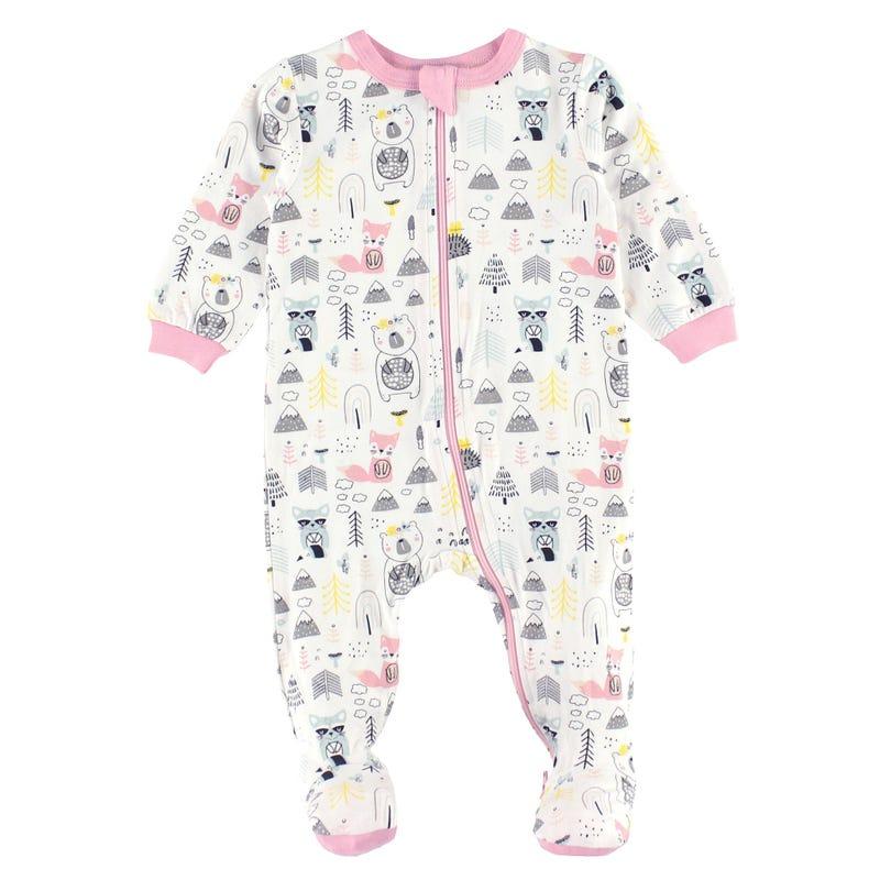 Pyjama Modal Forêt 0-30mois