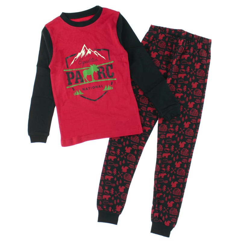 National Park Pajamas 2-14y