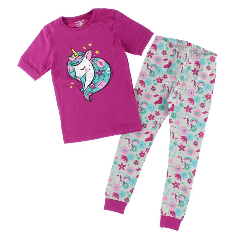 Pyjama Licorne 2-14