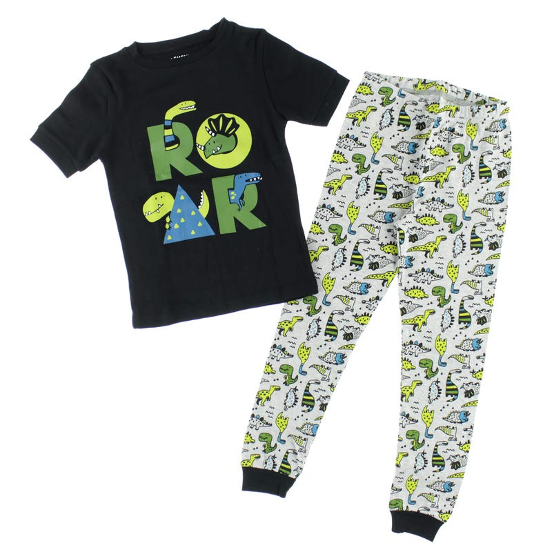 Roar Pajamas 2-14y