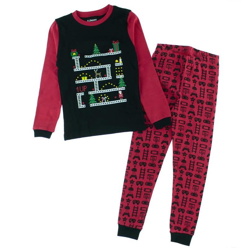 Pyjama Jeu Vidéo 2-14