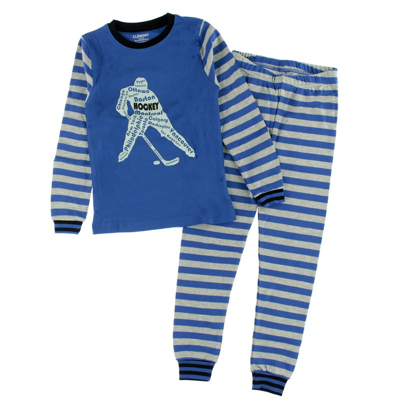 Pyjama Hockey 2-14ans