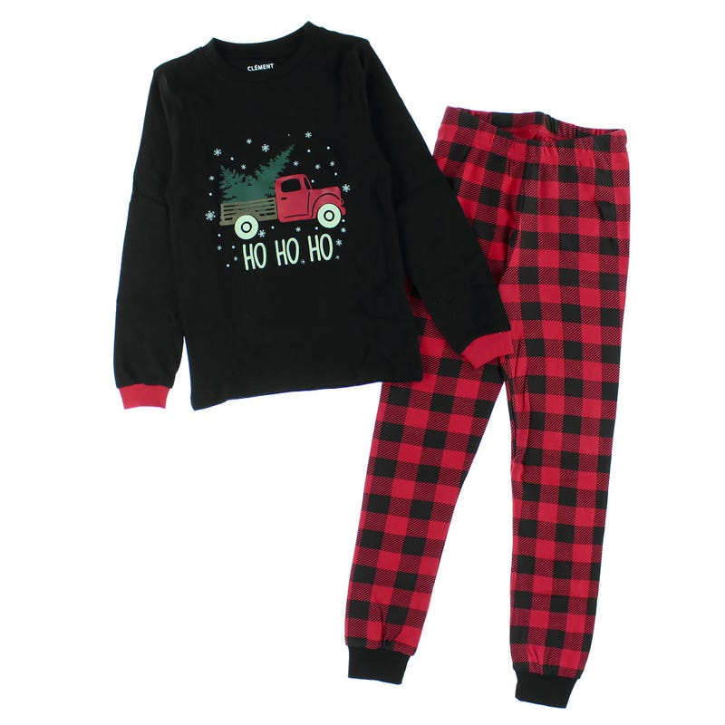 Pyjama Pick Up Ho Ho Ho 2-14ans
