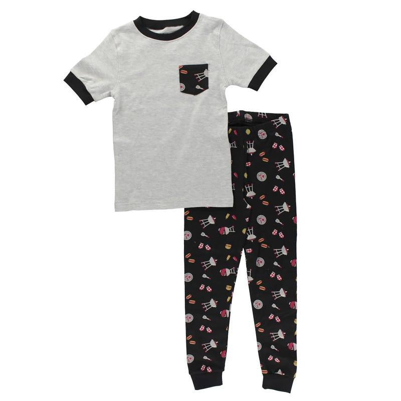 Barbecue Pajamas 3-12