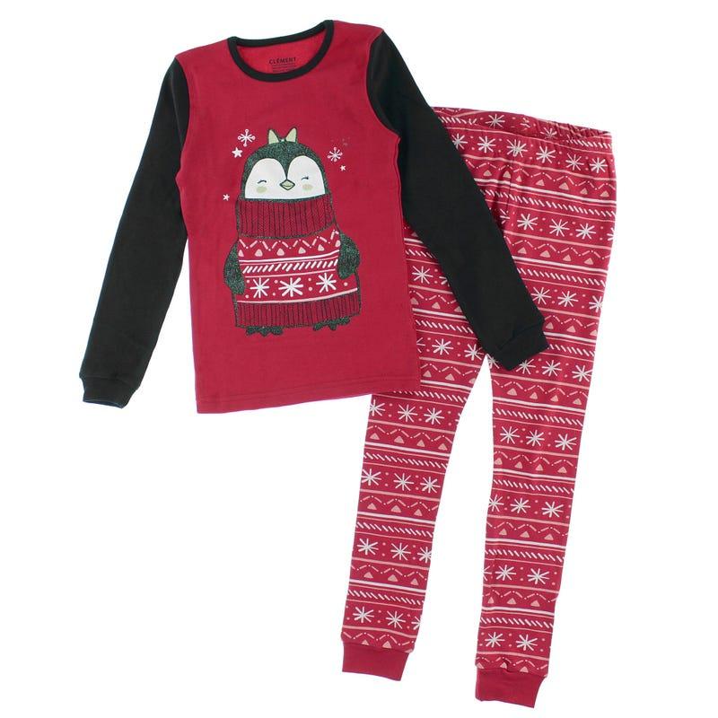Pyjama Pingouin 2-14ans