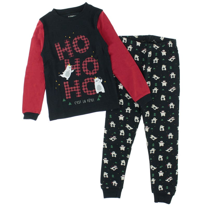 Pyjama Ours 2-14ans
