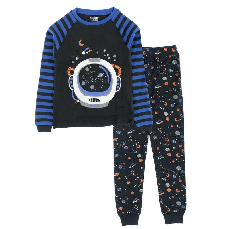 Astronaut Pajamas 2-14y