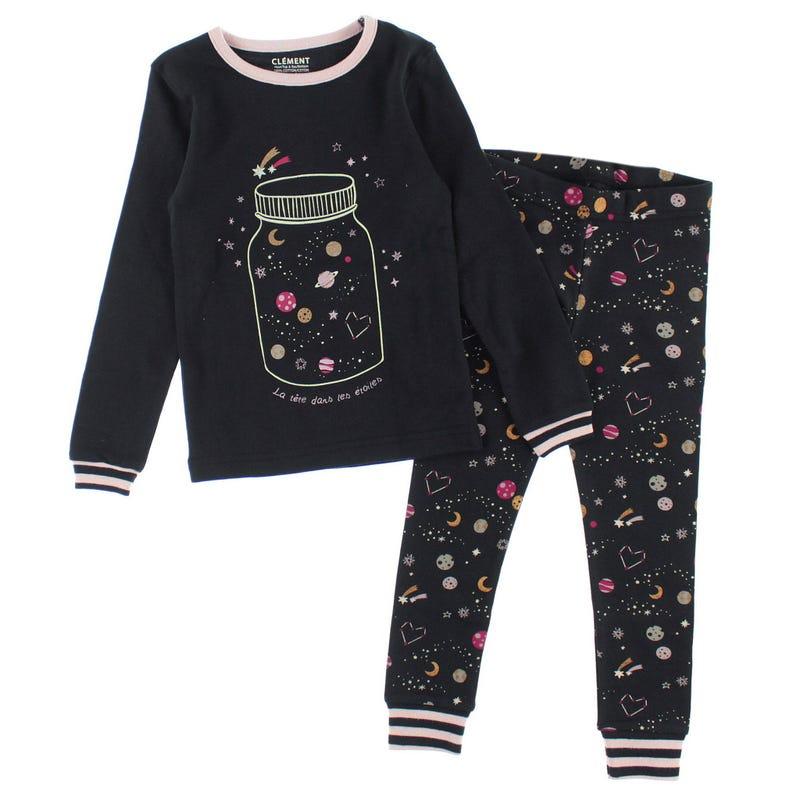 Stars Pajamas 2-14y