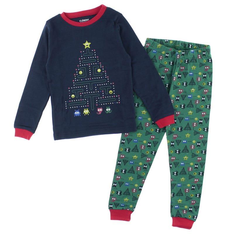 Pyjama Jeu Vidéo 2-14ans