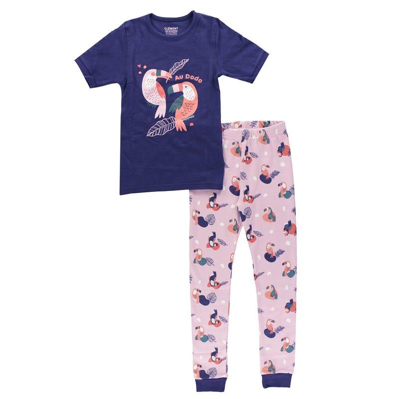 Pyjama Toucan 2-14ans