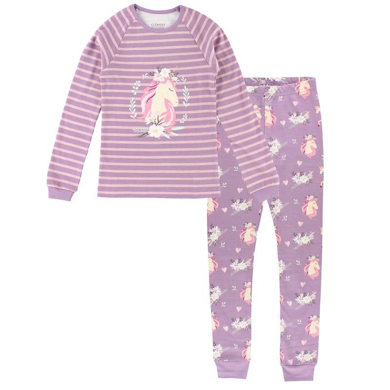 Pyjama Licorne 2-14ans