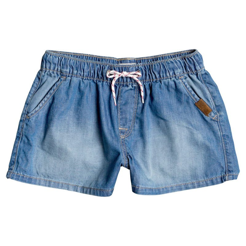 Honey Sunday Denim Short 4-14y