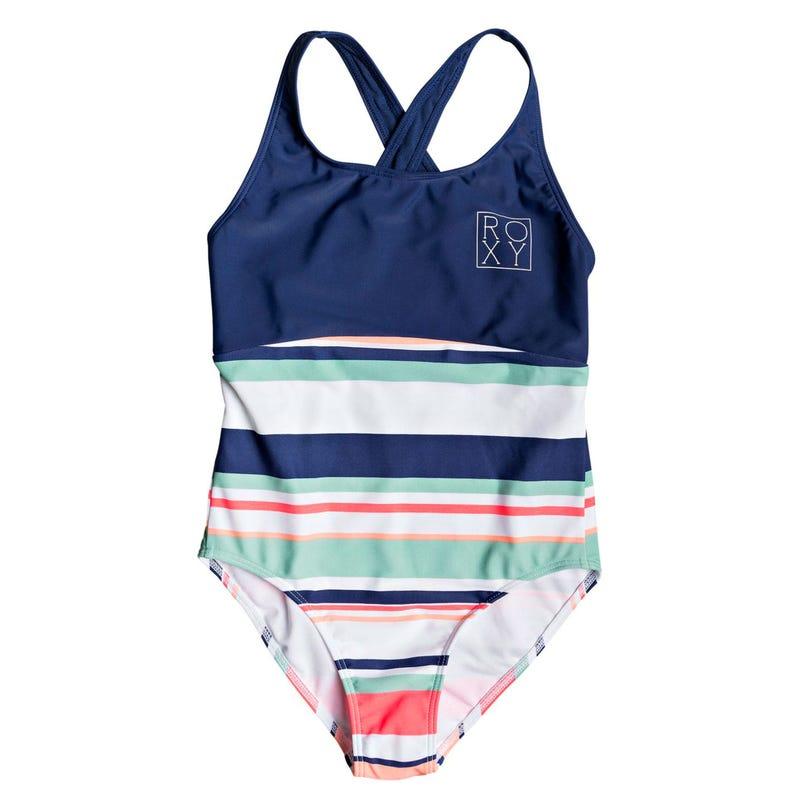Happy Spring Athletic Bikini 8-14y
