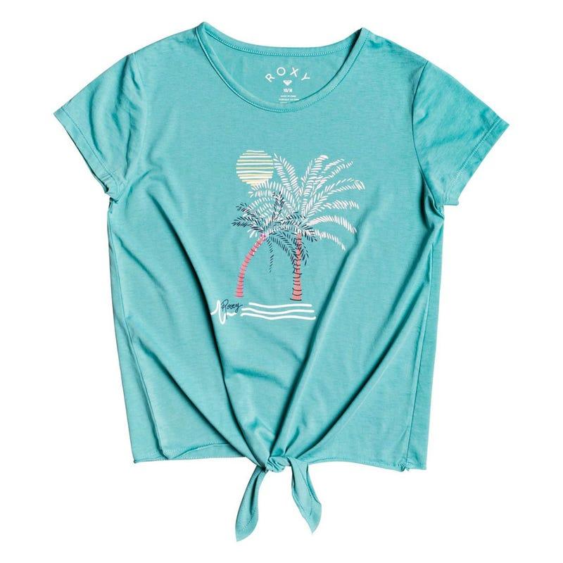 Summer Long A T-Shirt 4-14y