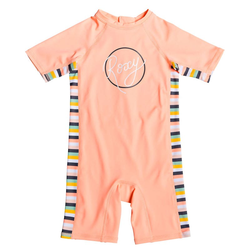 Lets Go Surfing Uv One-Piece Rashgard 3-5y