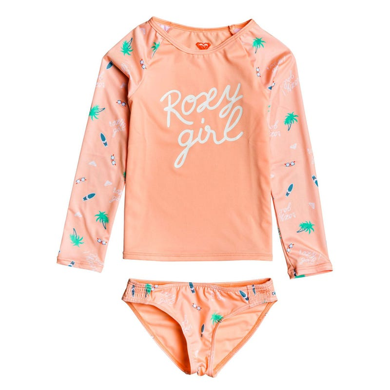T-Shirt Maillot 2 Pièces Salty 4-6ans