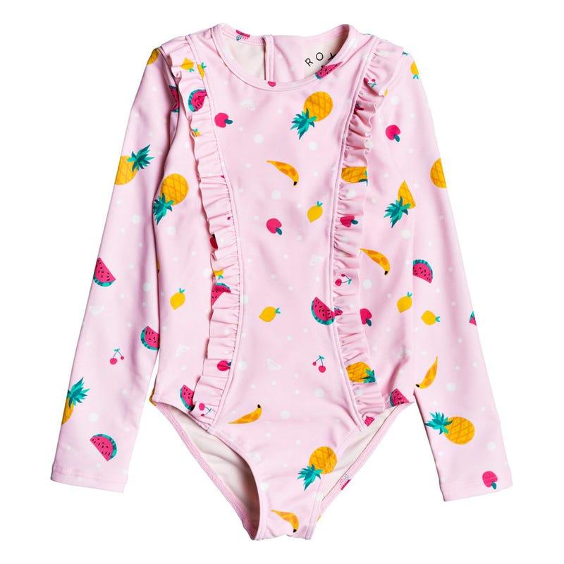 Lovely Aloha UV Long Sleeves onesie 4-6