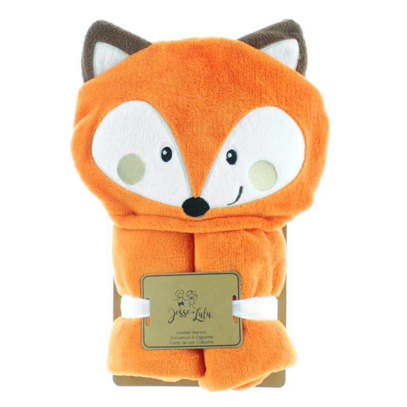 Blanket Hooded - Fox