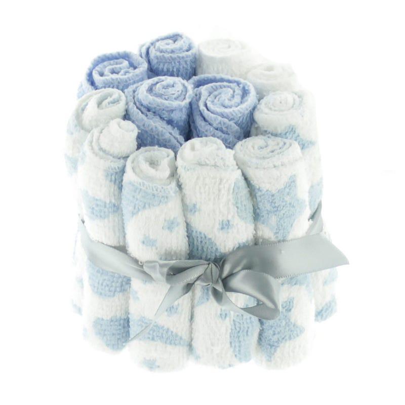 Washcloths Pack - Blue