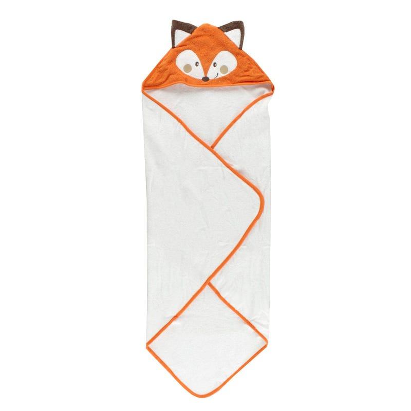 Animal Hooded Towel - Fox