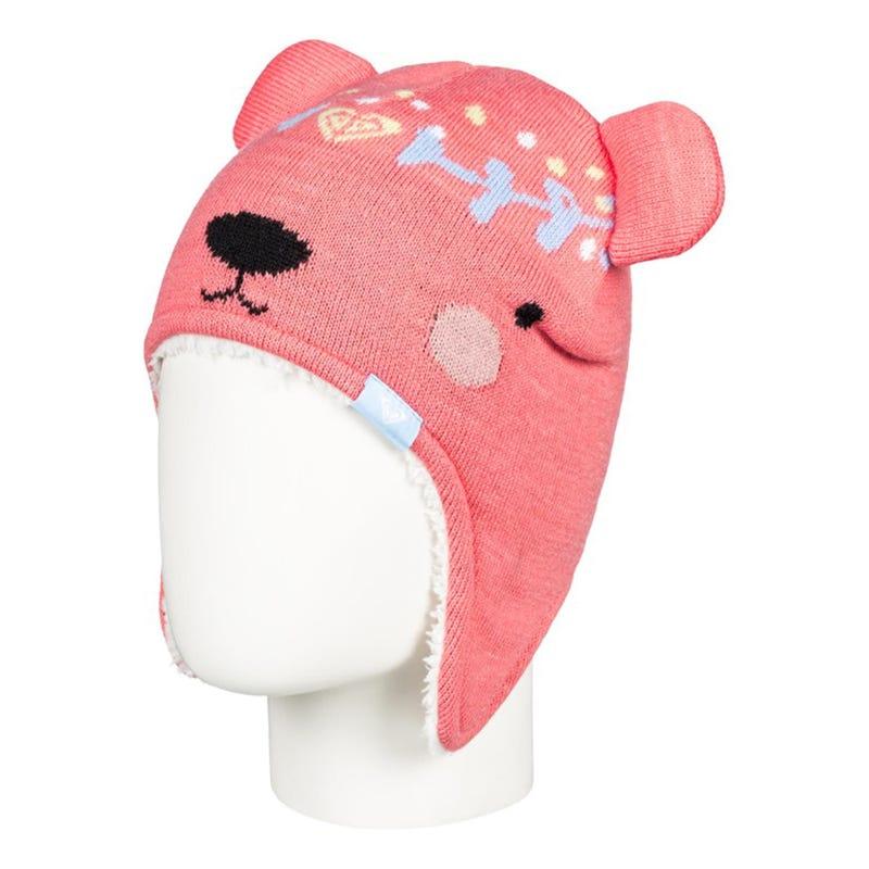 Bear Teenie Beanie 2-7y