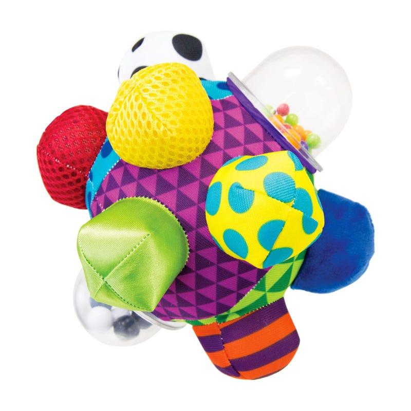 Balle Activité Tissu Multicolor