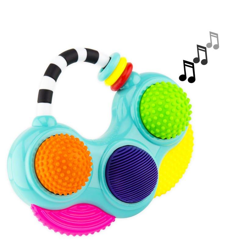 Rattle Musical Multicolor