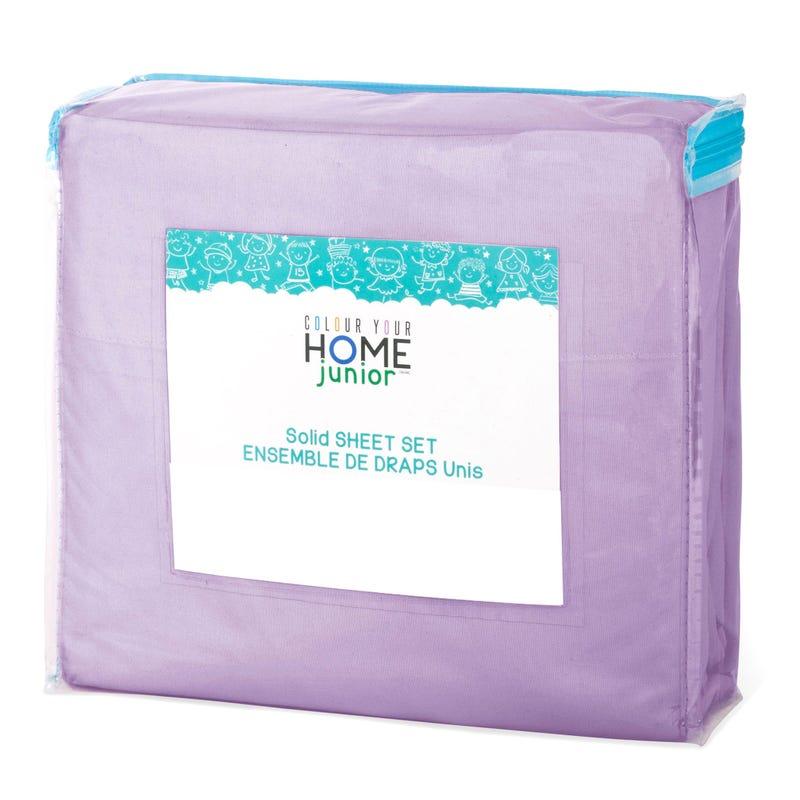Twin Sheet Set - Lilac