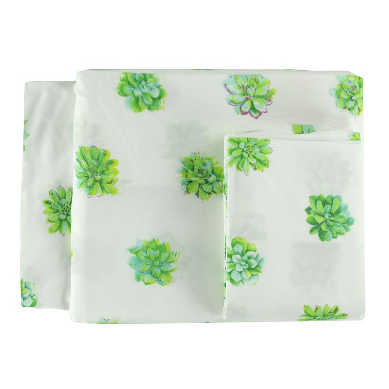 Twin Sheet Set - Leaf