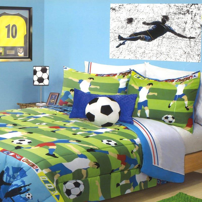 Comforter 39 '' Co Soccer