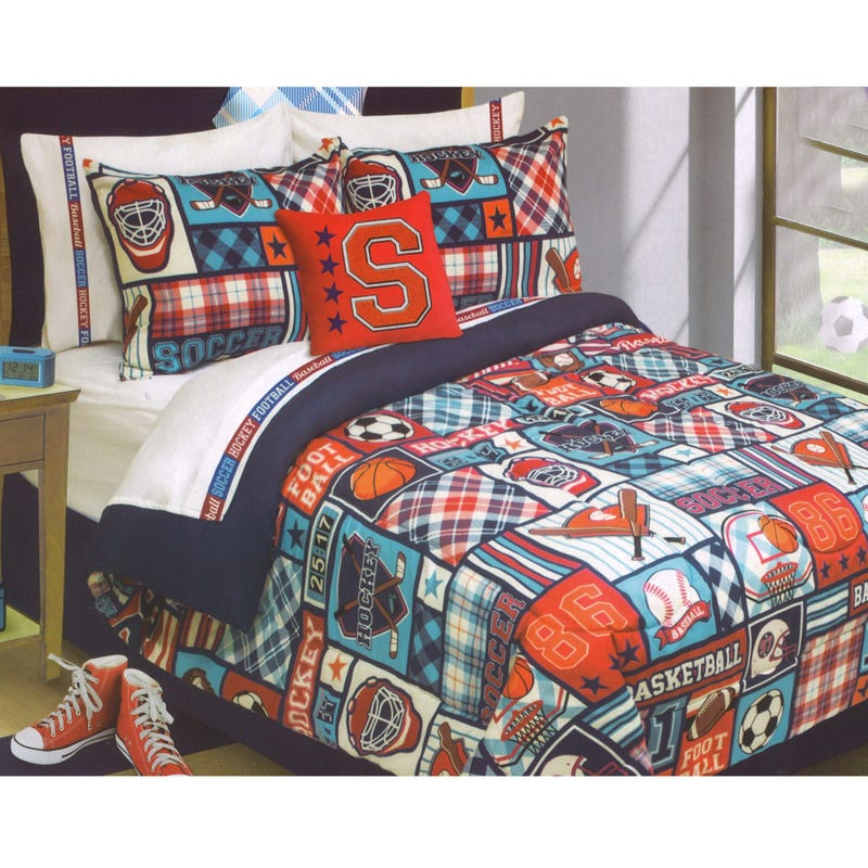 Double Comforter - Sports