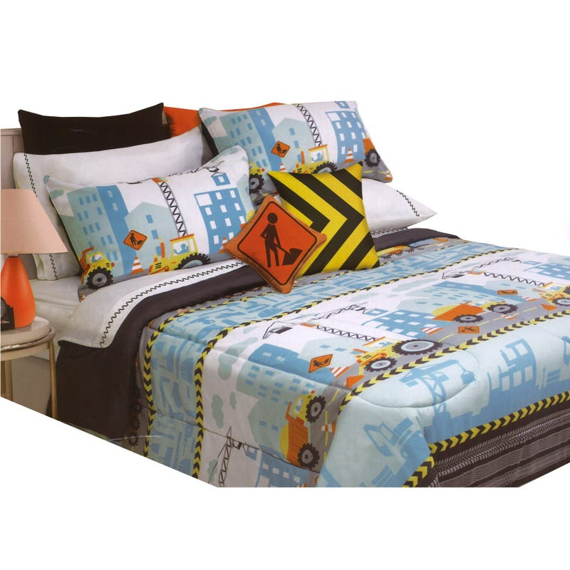 Double Comforter - Construction