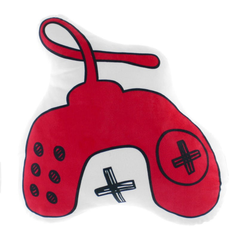 Cushion - Joystick Video Game