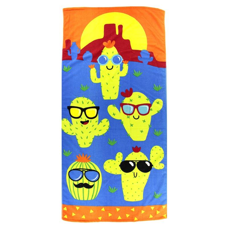 Beach Towel - Cactus