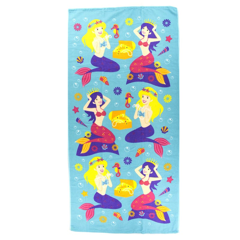 Beach Towel - Mermaids