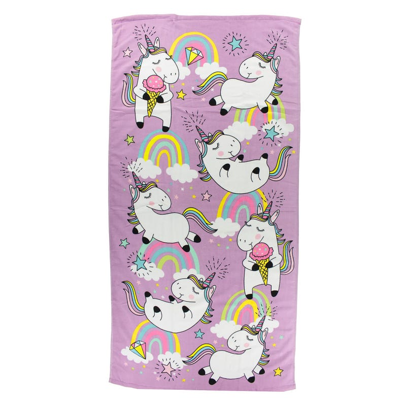 Beach Towel - Unicorn