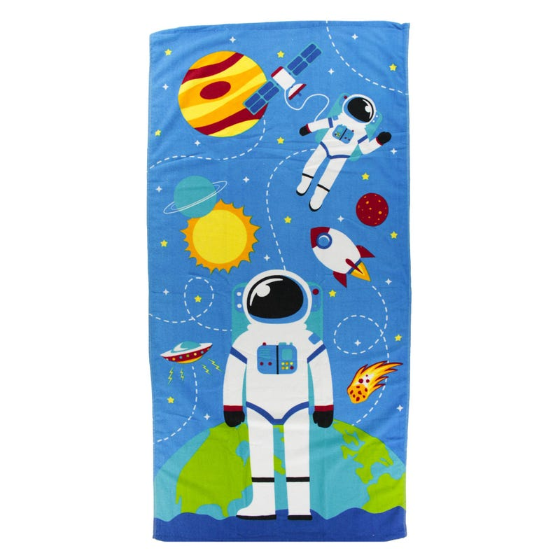 Beach Towel - Astromaut